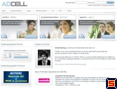 Screenshot adcell.de