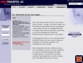 Screenshot Mediatransfer.de